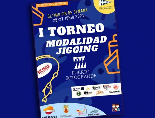 I Torneo Modalidad Jigging Puerto Sotogrande 2021